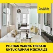 7 Pilihan Warna Terbaik untuk Rumah Minimalis