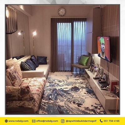 Apartemen One Icon Residence 1 Bedroom Full Furnish dan Mewah