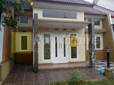 Dijual Rumah di Kebonsari Regency Malang