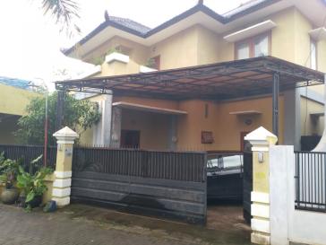 Dijual Rumah di Budi Utomo Malang