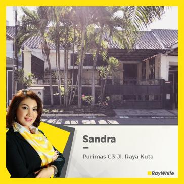 Rumah Dijual di Purimas Blok G, Jl. Raya Kuta, Surabaya