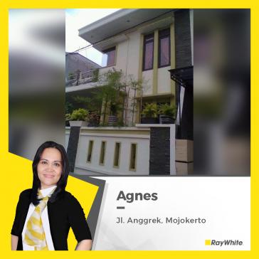 Rumah Dijual cocok untuk kos di Jl. Anggrek, Magersari, Mojokerto