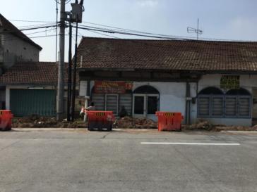 Dijual Rumah + Tanah di Raya Karanglo Malang