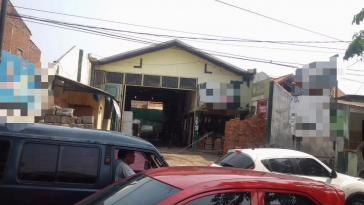 Gudang Murah di Raya Pandugo 0 Jalan , 200m dari MERR