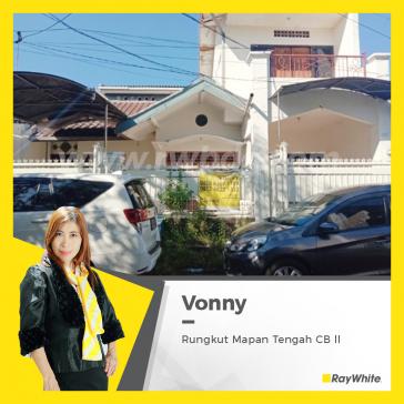 Rumah Siap Huni, Rungkut Mapan Tengah CB dengan harga menarik