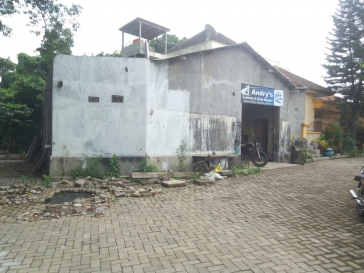 Dijual Gudang di Jl. Pahlawan Malang