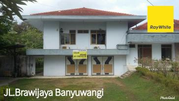 Dijual Rumah di JL. Brawijaya Banyuwangi