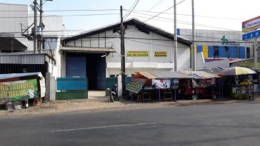 Dijual/ Disewakan Gudang di Banjararum