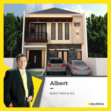 Rumah Baru, Bukit Palma Blok E2, Citraland,