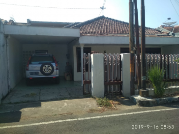 Dijual Rumah di Jl. Cumi Cumi