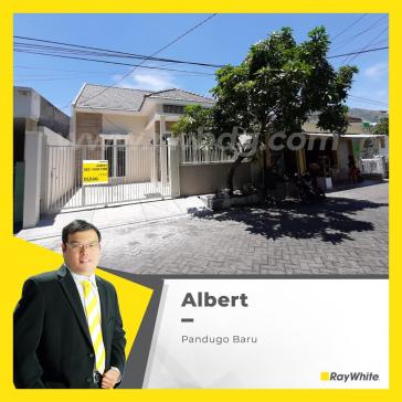 Rumah Dijual Siap Huni & Terawat, Pandugo Baru, Rungkut
