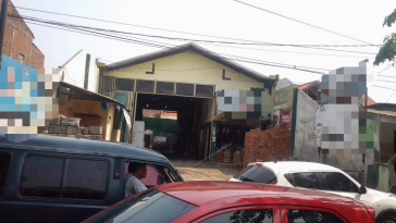Gudang di Raya Pandugo 0 Jalan