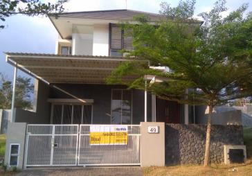 Dijual Rumah di Ixora Velley