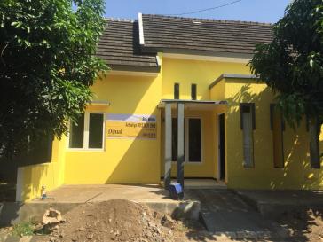 Dijual Rumah di Taman Bandara Regency