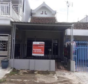 Disewakan Rumah di Jl. Menari Malang