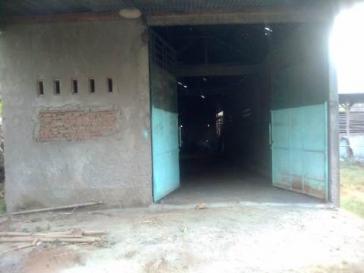 781. Dijual murah Tanah + Gudang di Mojowarno, Wringinpitu Jombang